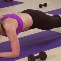 Sharon planking